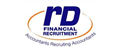 Logo for RD Financial Recruitment