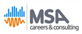 Logo for Msa Careers