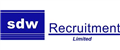 Logo for SDW Recruitment Ltd