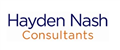 Logo for hayden nash consultants