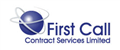 Logo for First Call Contract Services Ltd