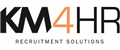 Logo for KM4HR Recruitment Ltd