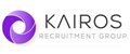 Logo for Kairos Recruitment Group