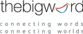 Logo for thebigword