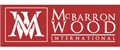 logo for McBarron Wood International