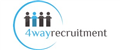 Logo for 4Way Recruitment Ltd