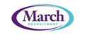 Logo for March Recruitment