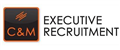 Logo for C&M Executive Recruitment