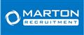 Logo for Marton Recruitment