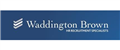 Logo for Waddington Brown