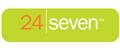 Logo for 24 Seven
