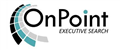 Logo for On Point Executive Search