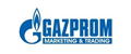 Logo for Gazprom Marketing & Trading