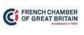 Logo for French Chamber of Great Britain