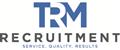 Logo for TRM Recruitment Ltd