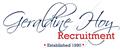 Geraldine Hoy Recruitment