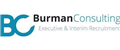 Logo for Burman Consulting