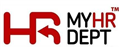 Logo for myhrdept