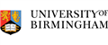 Logo for University of Birmingham