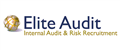Logo for Elite Audit Recruitment -Internal Audit , Risk & Compliance Recruitment specialists
